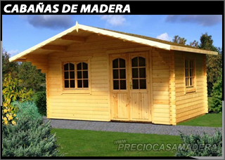 Casas de madera tradicionales casas de madera y for Oficina de correos tarragona