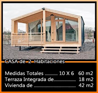 Plano Casa De Madera Alicia Casas De Madera Y Bungalows