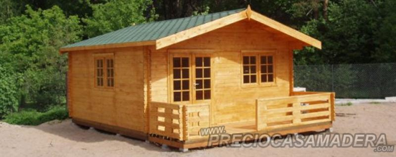 Que es una caba a de madera casas de madera y - Fotos de bungalows de madera ...
