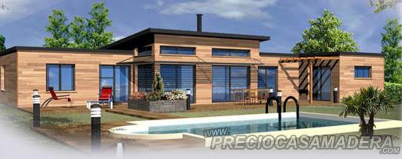 Estudio tecnifico y topogr fico de las casas de madera - Casas prefabricadas tarragona ...