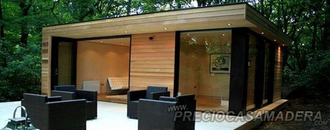Que es una casa m vil de madera casas de madera y bungalows en tarragona dise os a medida - Casas de moviles ...