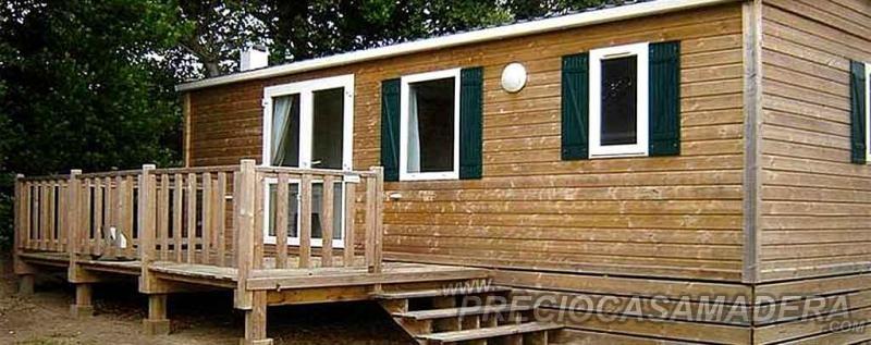 Que es una casa m vil de madera casas de madera y bungalows en tarragona dise os a medida - Casas moviles de madera ...