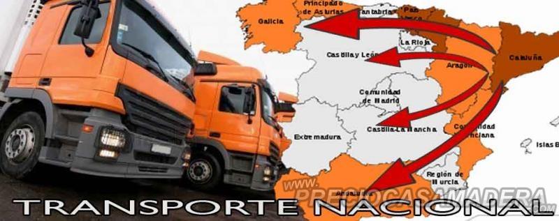 Transporte De Casas De Madera En Murcia Casas De Madera Y