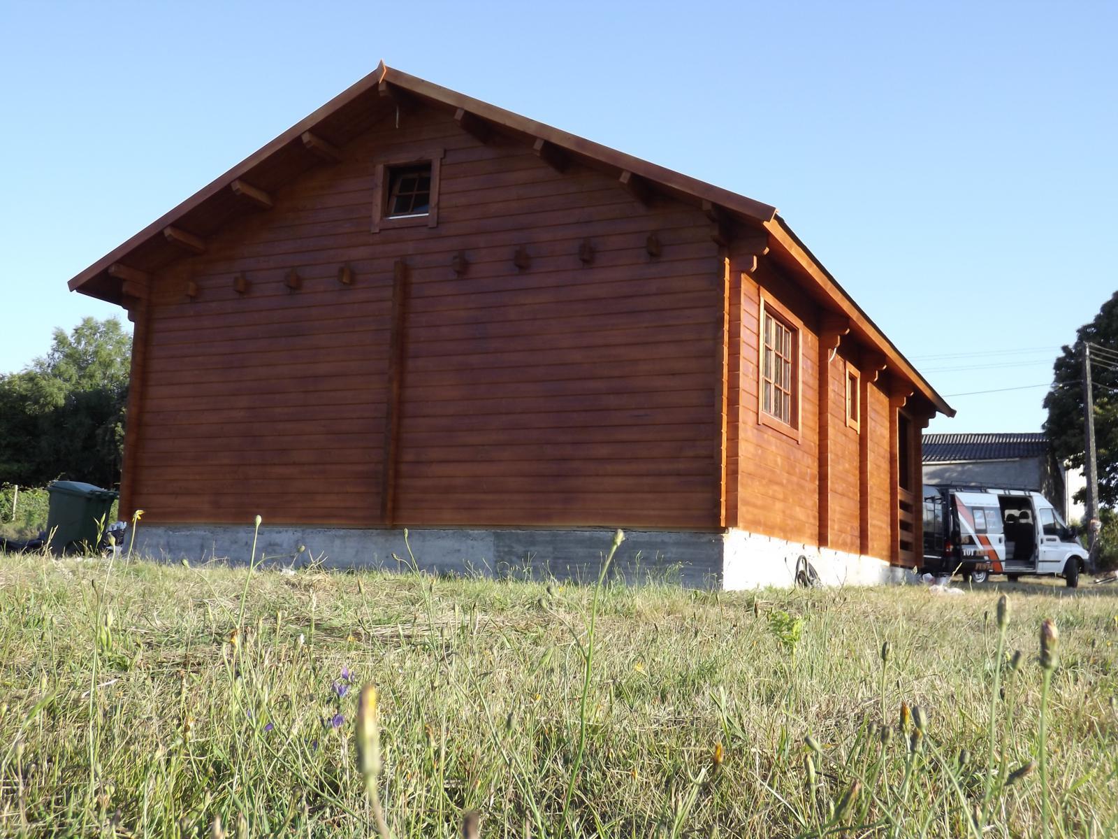Bungalow de madera europa 72m2 casas de madera y - Bungalow de madera ...