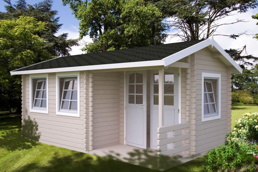 Casas prefabricadas madera casas de madera de jardin baratas for Casetas de madera para jardin baratas