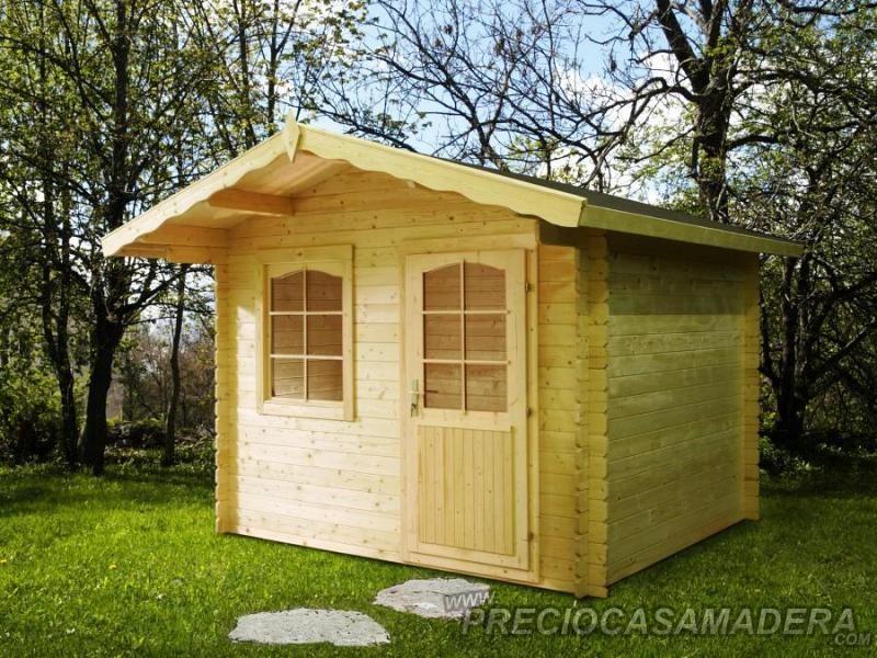 Casas prefabricadas madera casas de madera de jardin baratas for Casetas madera para jardin baratas