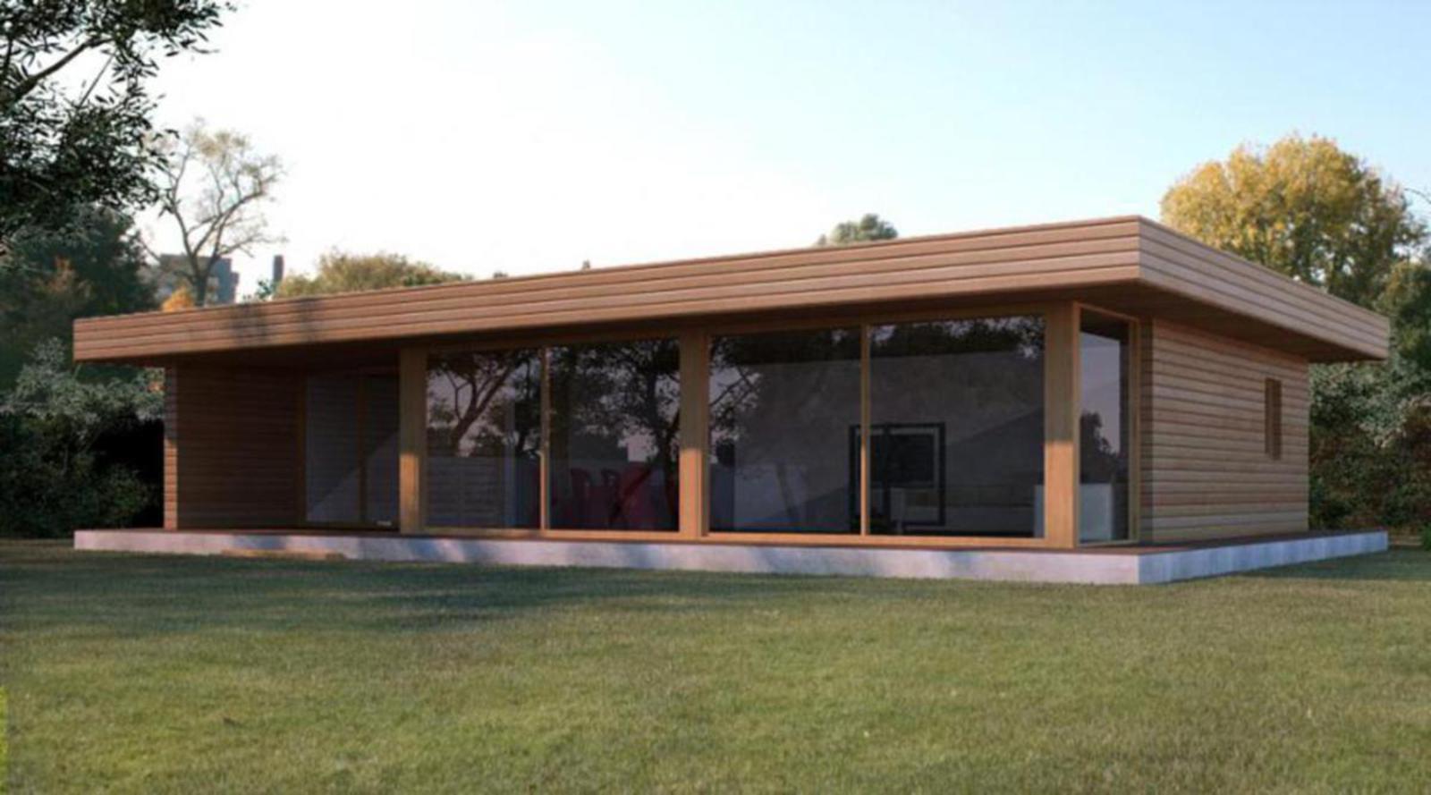 Bungalows modulares a medida? - Casas de Madera y bungalows en ...
