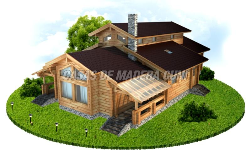 Casas De Madera Tropical - Diseños Arquitectónicos - Mimasku.com