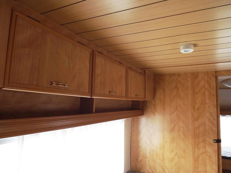 Medidas Baño Caravana:Caravana sterckeman alize 420d – Casas de Madera y bungalows en