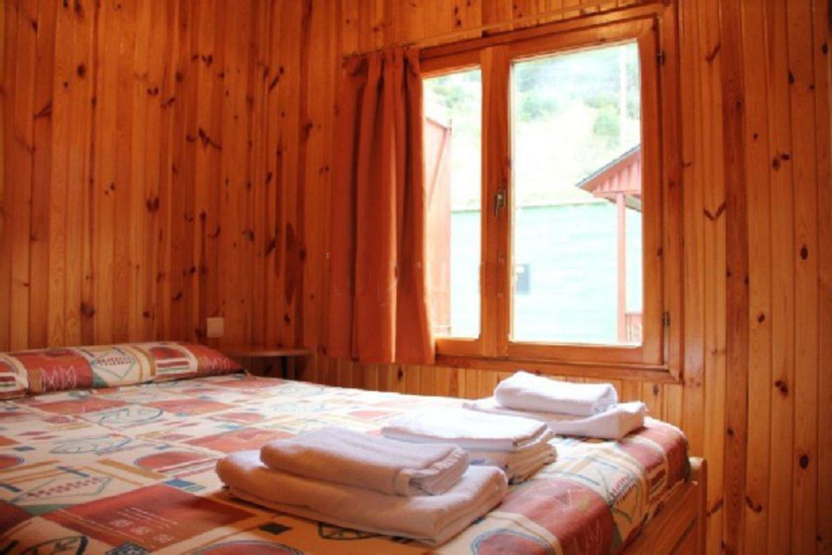 Bungalow de madera azucena casas de madera y bungalows - Casas de madera barcelona ...
