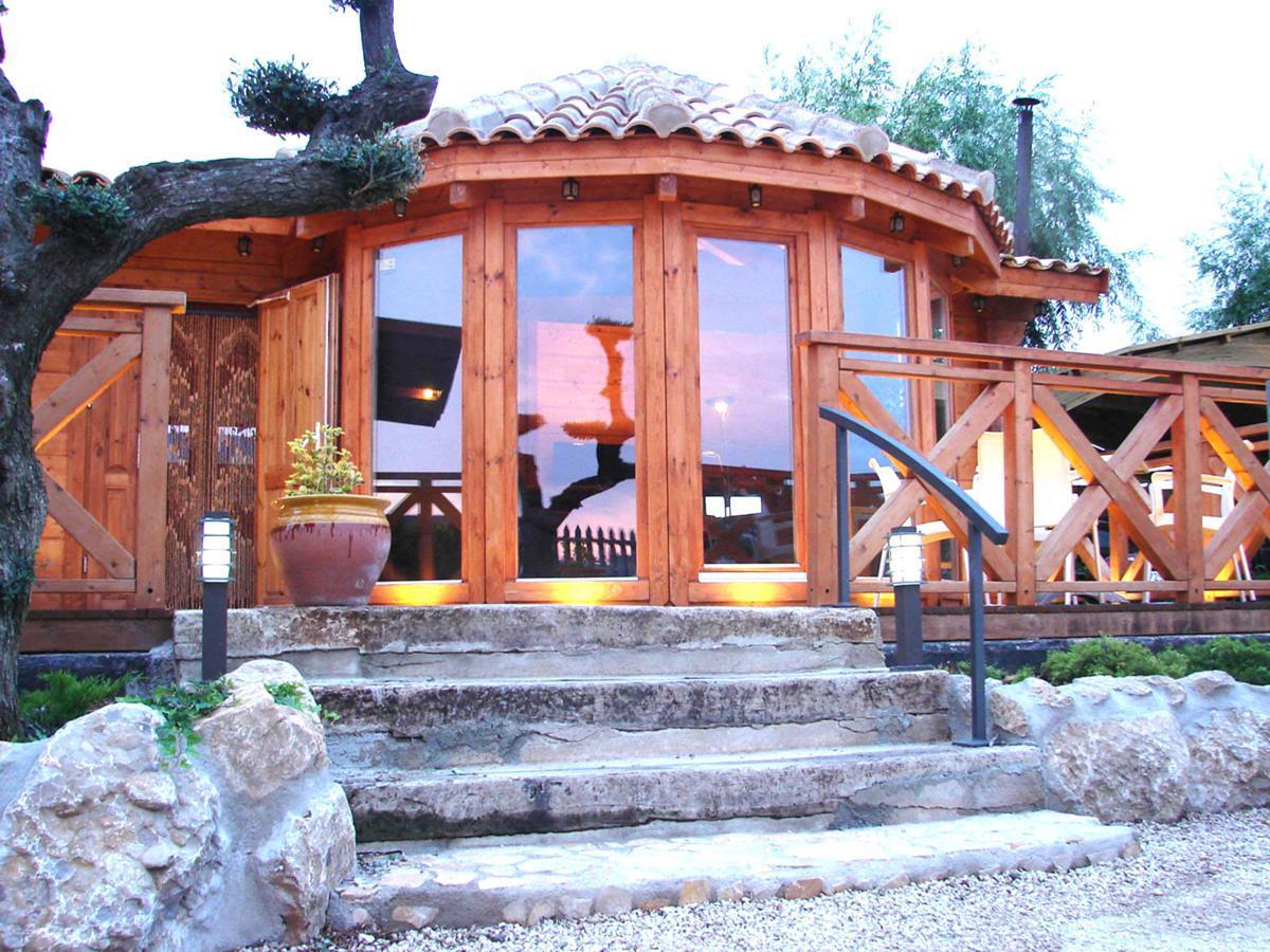 Casa de madera prefabricada estifani 2 casas de madera y - Casas prefabricadas tarragona ...