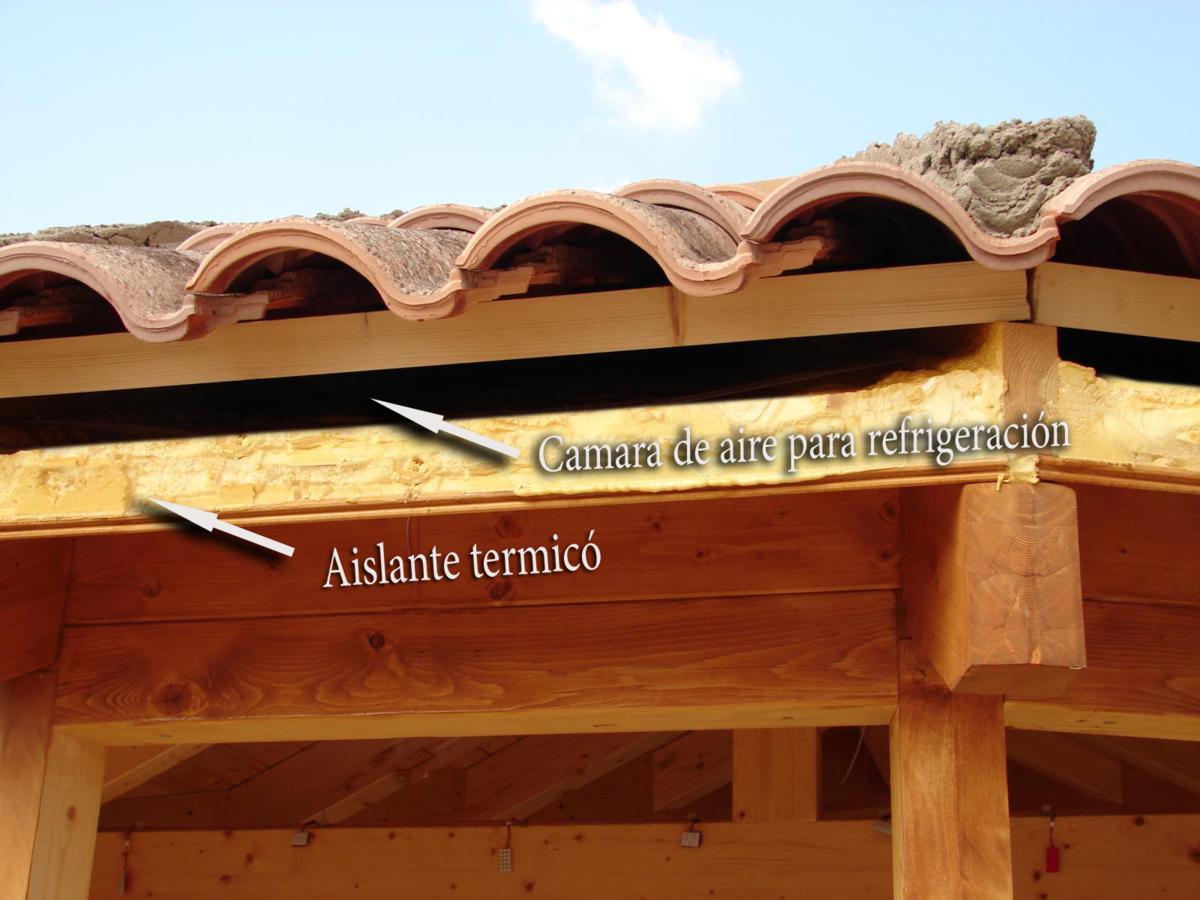 Casa de madera prefabricada estifani 3 casas de madera y - Bungalows de madera prefabricadas precios ...