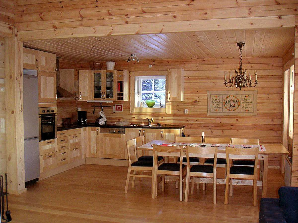 Casa de madera prefabricada natacha casas de madera y - Fotos de bungalows de madera ...