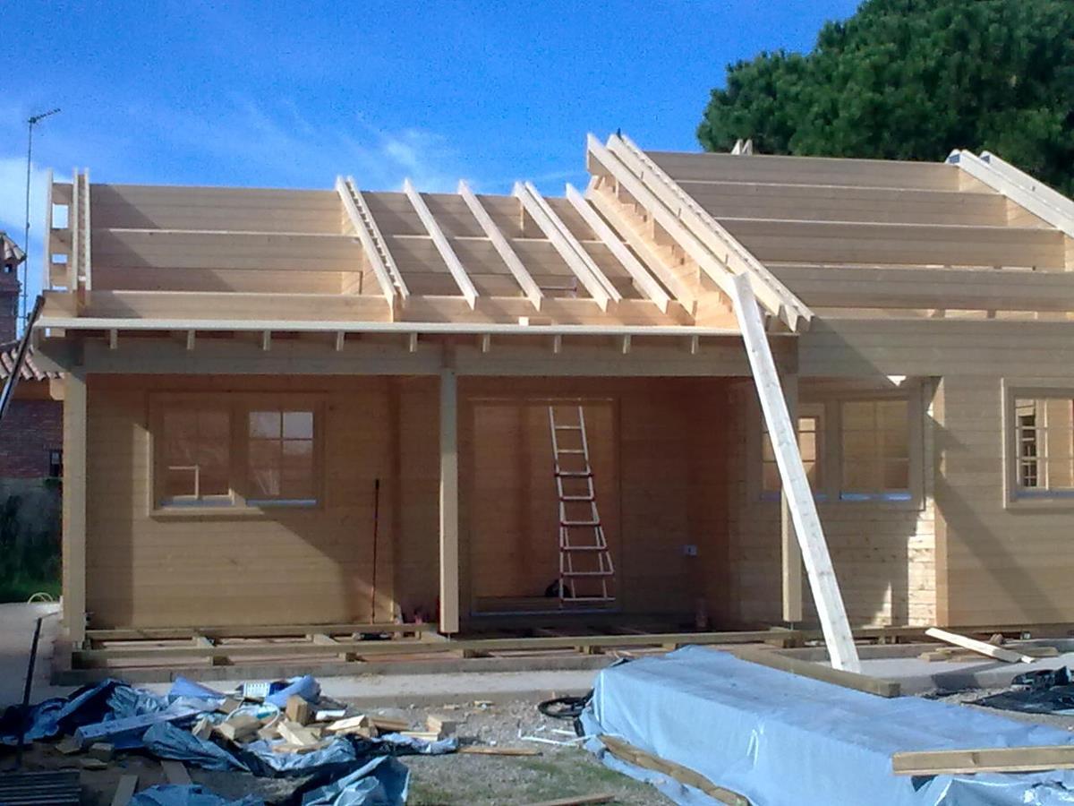 Casa de madera prefabricada tropical 100 casas de madera for Casas de madera a medida