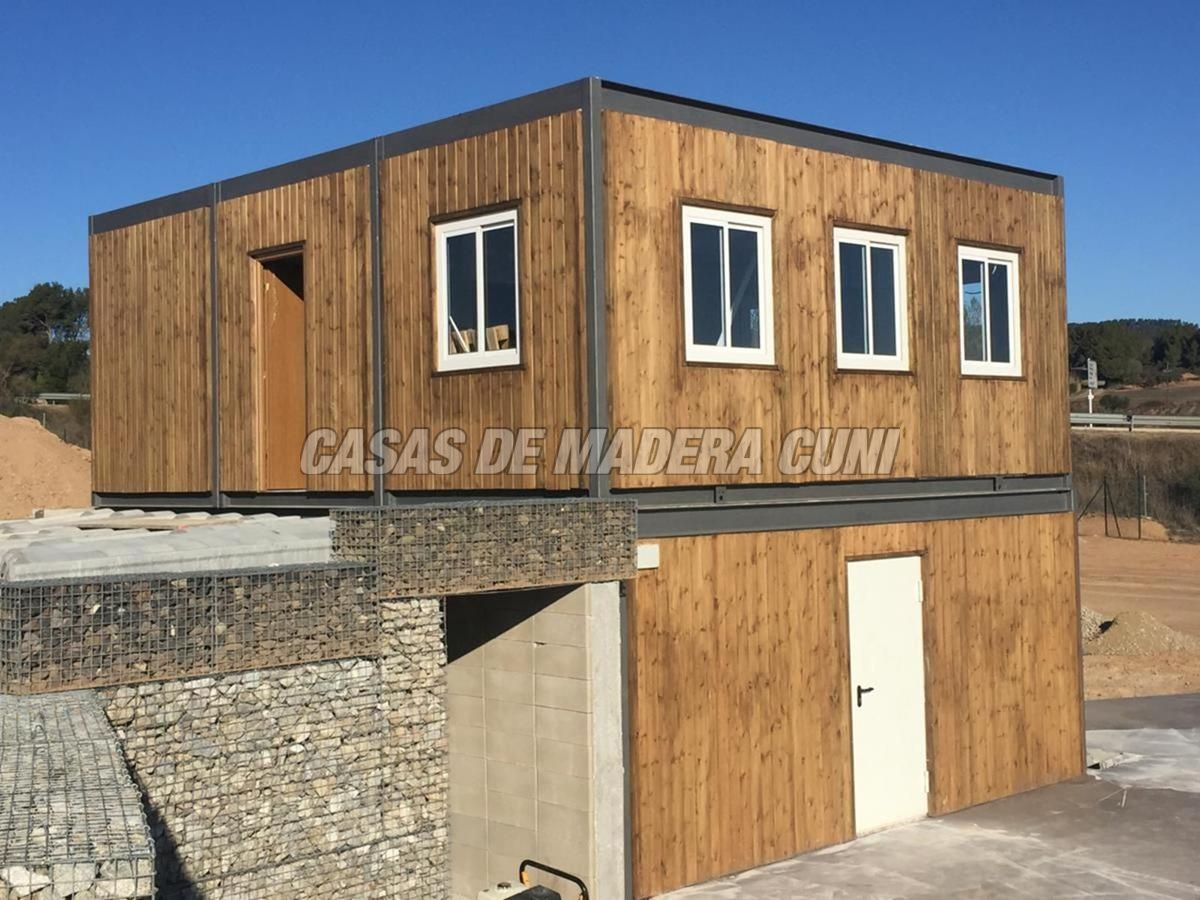 Modelos - Casas de Madera y bungalows en Tarragona | Diseños a medida