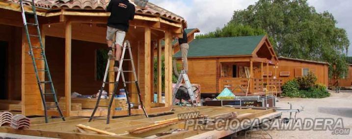 Contactar con casas de madera casas de madera y - Legislacion casas madera ...