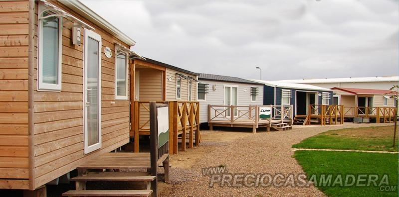Contactar con casas de madera casas de madera y - Casas prefabricadas tarragona ...