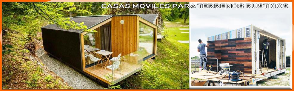 Casas de madera y bungalows en tarragona dise os a medida - Casas moviles de madera ...