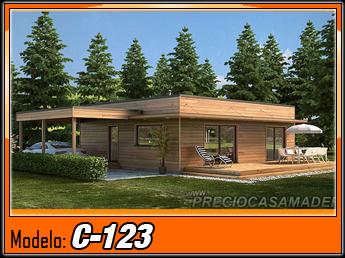Casas modulares casas de madera y bungalows en tarragona - Casas prefabricadas tarragona ...
