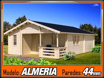 Bungalows de madera casas de madera y bungalows en - Casas prefabricadas tarragona ...