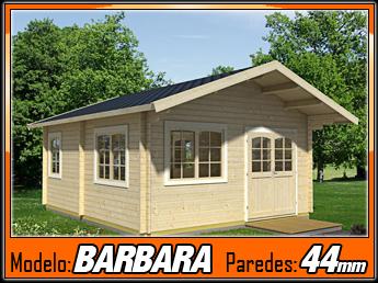 Bungalows de madera casas de madera y bungalows en - Bungalow de madera ...